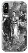Zenobia (d. After 274 A.d.) IPhone Case