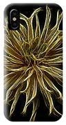 Zinnia  IPhone Case