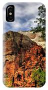 Zion As Water Color IPhone Case