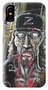 Zombie Tom IPhone Case