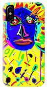 Zulu Yellow- Turquoise IPhone Case