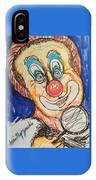 Happy Clown IPhone Case