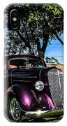 1939 Chevy Coupe IPhone Case