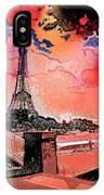 # 9 Paris France IPhone Case