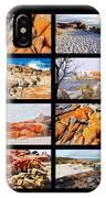 ' Australia Rocks ' - Bay Of Fires - Tasmania IPhone Case