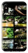' Australia Rocks ' Mossman Gorge - North Queensland IPhone Case