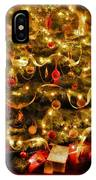 Christmas Tree IPhone X Case