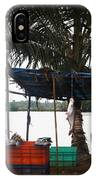 Fish Seller IPhone Case