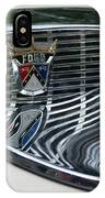 Ford Chrome 13124 IPhone Case