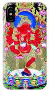 Ganapati 8 IPhone Case