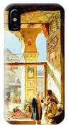 Gate Of The Great Mosque. Damascus IPhone Case