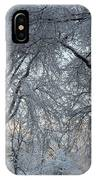 Ice Storm On The 6th II IPhone Case