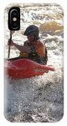 Kayak 4 IPhone Case