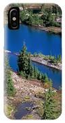 Lila Lake IPhone Case