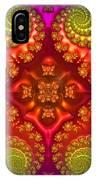 Mandala For Awakening The Creative Energy IPhone Case