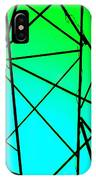 Metal Frame Abstract IPhone Case