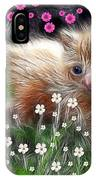 Mouse Hunter IPhone Case