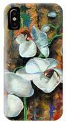 Orchid Yo IPhone Case