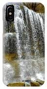 Rock Glen Falls Iphone 6s IPhone Case