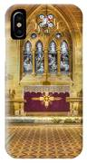 St Lawrence Seal Chart - Chancel IPhone Case