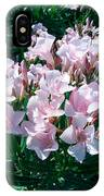 Summer Oleander IPhone Case