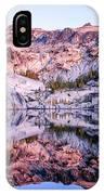 Leprechaun Lake Sunrise IPhone Case