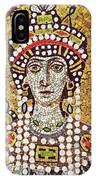 Theodora (c508-548) IPhone Case
