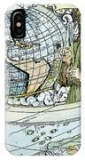 Amerigo Vespucci (1454-1512) IPhone Case