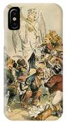 Otto Von Bismarck IPhone Case