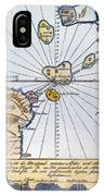 Traces Of Atlantis IPhone Case