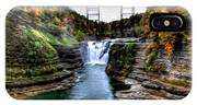0032 Letchworth State Park Series  IPhone Case