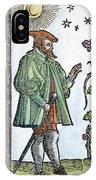 Wine Merchant, 1582 IPhone Case