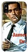 007, James Bond, Sean Connery, Dr No IPhone Case