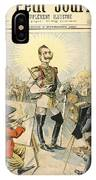 William II Of Germany IPhone Case