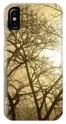 01 Foggy Sunday Sunrise IPhone Case