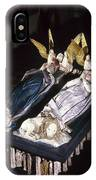 France: Tomb Of John II IPhone Case