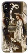 Spain: Annunciation, C1500 IPhone Case