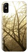 02 Foggy Sunday Sunrise IPhone Case