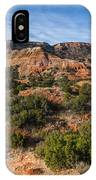 030715 Palo Duro Canyon 018 IPhone Case