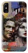 074 Hollywood Wax Museum IPhone Case