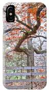 0981 Fall Colors At Starved Rock State Park IPhone Case