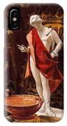 16488 Nicanor Pinole IPhone Case