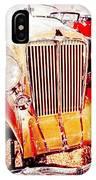 1933 Auburn Classic Automobile IPhone Case