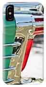 1958 Oldsmobile 98 Taillight IPhone Case
