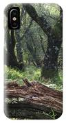 1b6338 Oak Forest On Sonoma Mountain Ca IPhone Case