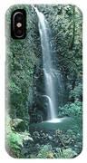 1b6351 Diamond A Waterfall IPhone Case