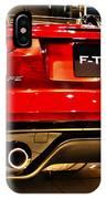 2016 Jaguar F-type IPhone Case