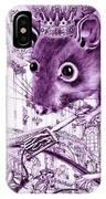 48623 Adrienne Segur IPhone Case