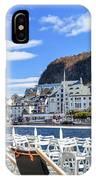 Aalesund City IPhone Case