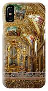 Abbey Of Montecassino Altar IPhone Case